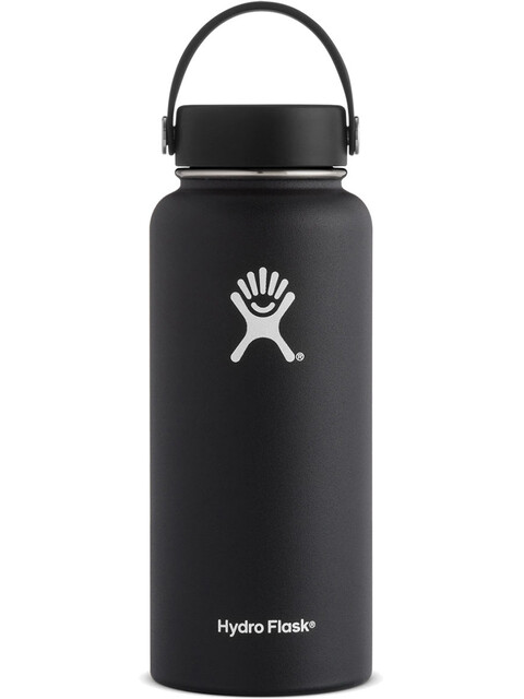 Hydro Flask Wide Mouth Insulated 946ml Black